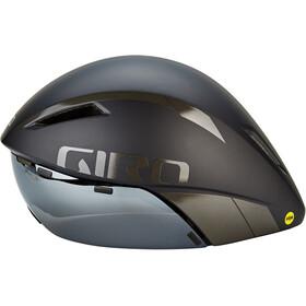 Giro Aerohead MIPS Casco, black/titanium
